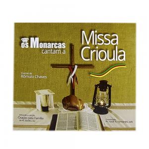 CD - Os Monarcas cantam a Missa Crioula