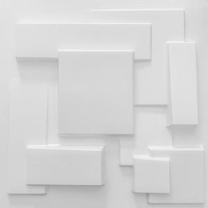 Placa 3D de Poliestireno Autocolante ( Cidades)