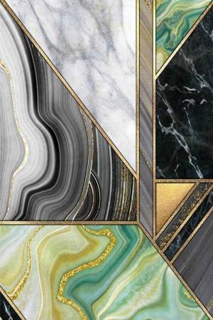 Quadro Decorativo Adesivo Com Vidro