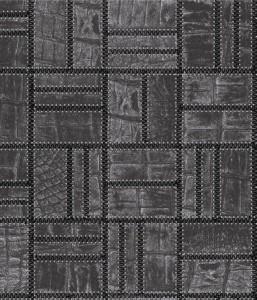 Papel de Parede Croco Geométrico coleção Prints