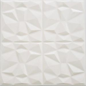 Placa 3D Espuma Autocolante ( Diamante)