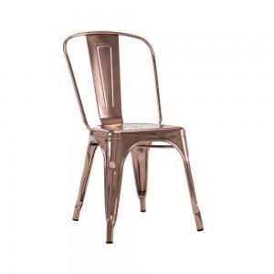 Cadeira Iron Espelhada