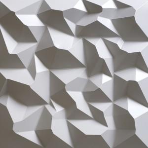 Placa 3D de Poliestireno Autocolante ( Alpes)