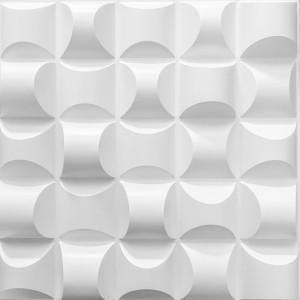 Placa 3D de Poliestireno Autocolante (Troia)