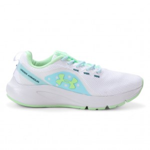 TENIS UNDER ARMOUR  Ref:FEM SURPASS 1/21 3025307 Cor:BR/VD/AZ 100