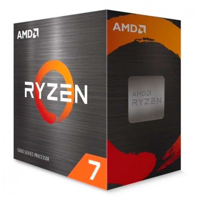 Micro AMD Ryzen 7 5800X - 8 Núcleos / 16 Threads 4.7Ghz AM4
