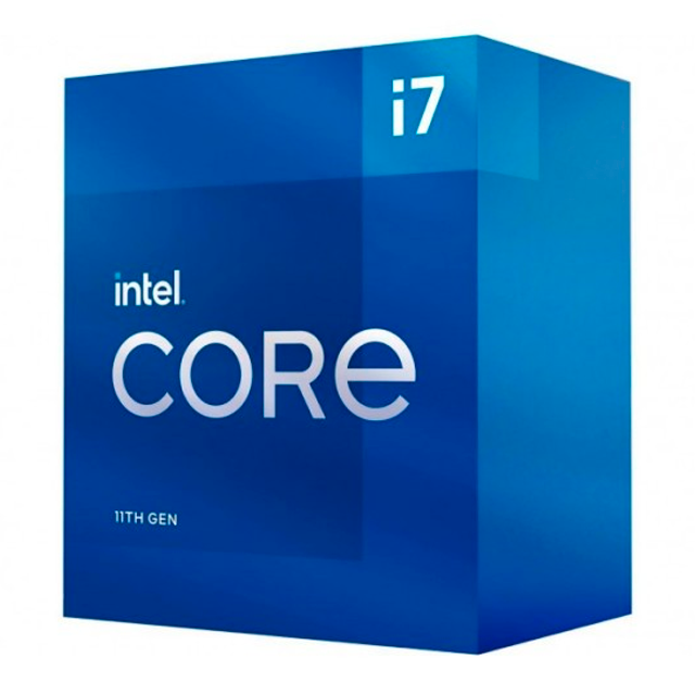 Micro Intel Core I7 11700F 8 Núcleos / 16 Threads HT 4.9Ghz (11va Gen) LGA1200