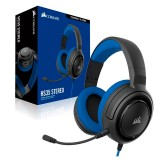 Auriculares Corsair HS35 Gaming Blue 3.5mm PC/PS4/XBOX/Switch