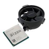 Micro AMD Ryzen 3 3200G - 4 Núcleos + Vega 8 + Cooler AM4 OEM