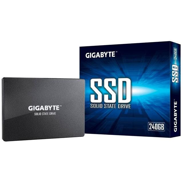 Disco SSD Gigabyte 240GB SATA3