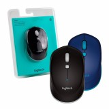 Mouse Logitech M535 Bluetooth Wireless Black/Blue