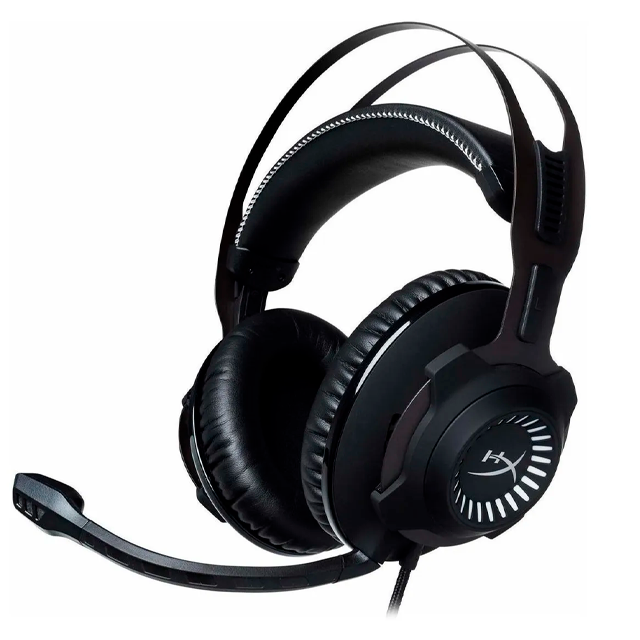 Auriculares HyperX Cloud Revolver + 7.1 Gaming Headset Metal 3.5mm/USB PC/PS4/XBOX/Switch