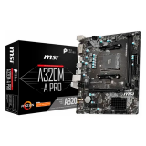 Mother MSI A320M-A PRO M2 / MAX AM4 REFURBISHED