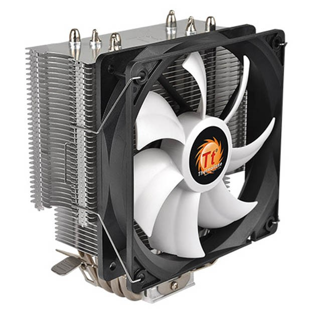 Cooler CPU Thermaltake Contac Silent 12 1151/AM4 (1x12cm)