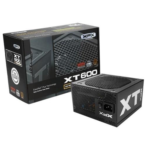 Fuente XFX 600W XT600 80+ Bronze