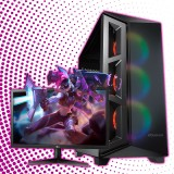 PC Gamer Armada | AMD Athlon 3000G + 8GB (2x4GB) + VEGA 3