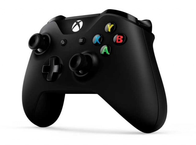Gamepad Joystick Microsoft Xbox One y PC Inalámbrico Bluetooth 6CL-00005
