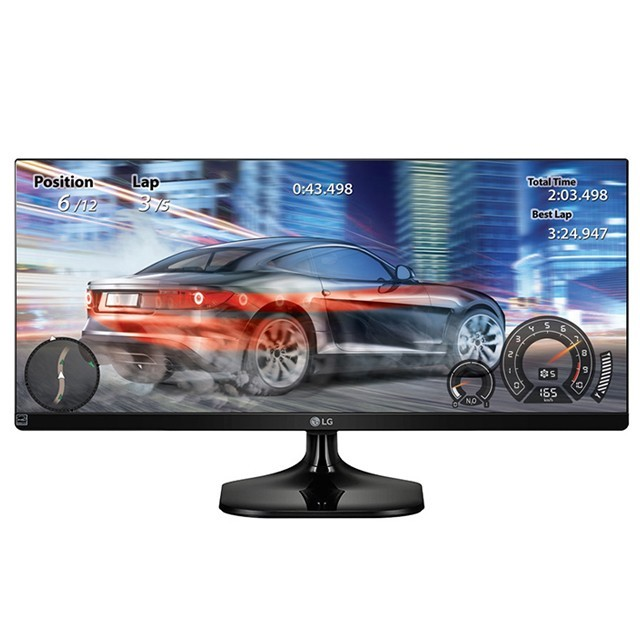 Monitor LG 25 Ultra Wide 21:9 25UM58-P IPS HDMI