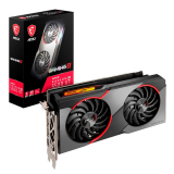 Placa de Video MSI Radeon RX 5500 XT Gaming X 8Gb GDDR6