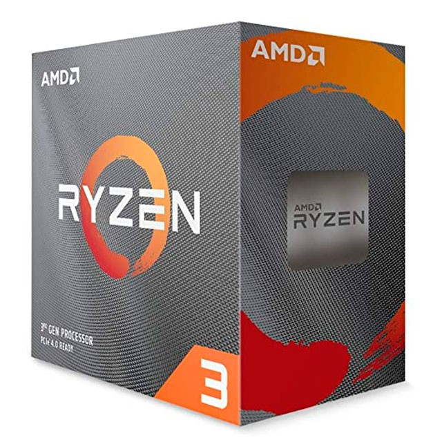 Micro AMD Ryzen 3 3100 - 4 Núcleos / 8 Threads 3.9Ghz AM4