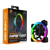 Cooler Fan Cougar Vortex HPB 120mm RGB PWM