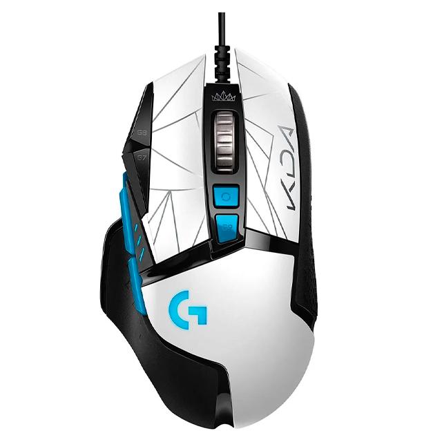 Mouse Logitech G502 KDA Edition Gaming HERO RGB 16000DPI