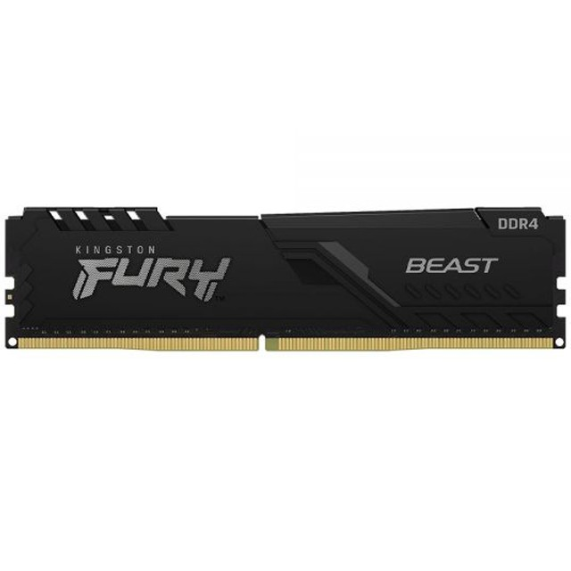 Memoria RAM Kingston 8GB DDR4 2666Mhz Fury Beast