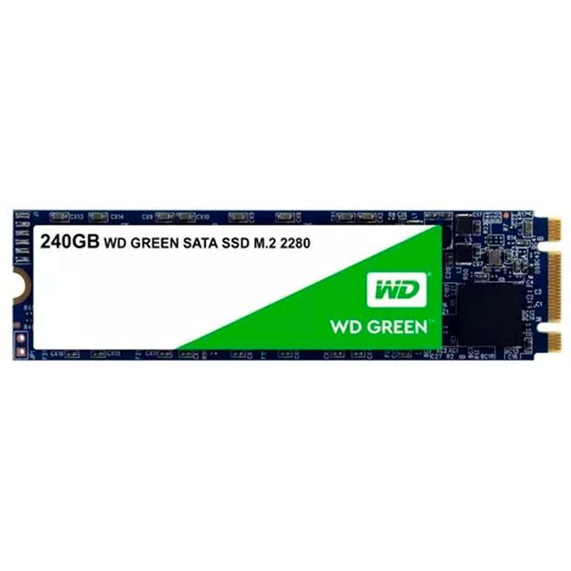 Disco SSD M2 WD Green 240Gb SATA3