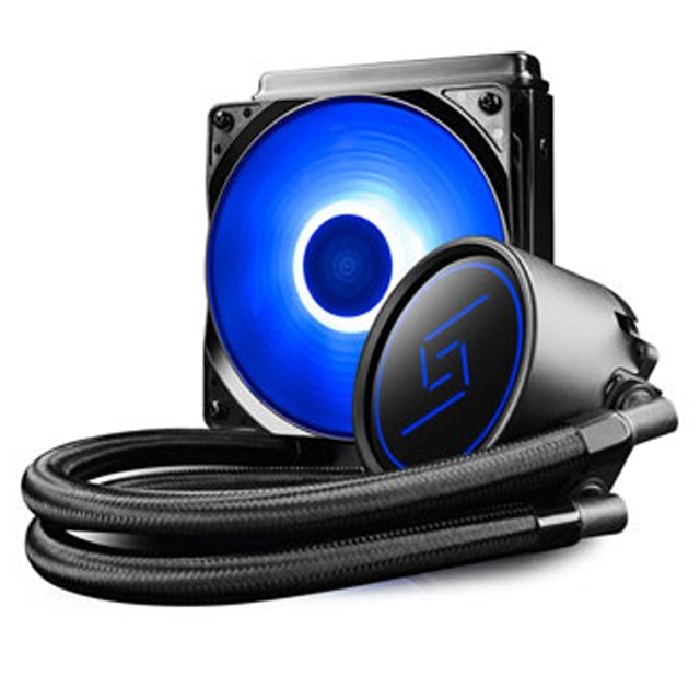 Cooler CPU Water Cooling Deep Cool Gammaxx L120 RGB Intel/AMD