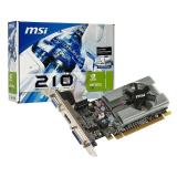 Placa de Video MSI NVIDIA GeForce G210 LP 1GB GDDR3