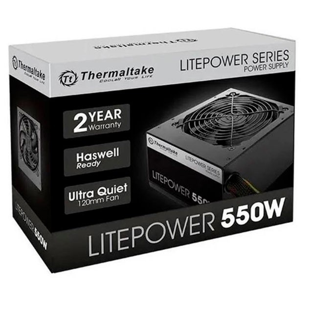 Fuente Thermaltake Lite Power 550W