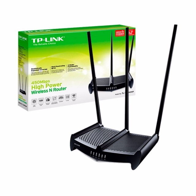 Router WiFi TP-Link WR941HP 450M Alto Alcance
