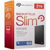 Disco Externo Seagate 2TB BackUp Plus Slim USB 3.0