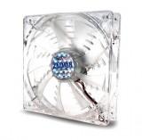 Cooler Fan Zalman ZM-F3 120MM LED 3-Pin Silent LED Fan