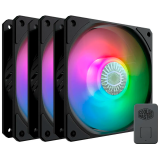 Cooler Fan KIT Cooler Master SickleFlow ARGB (3x120mm + Controladora)