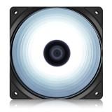 Cooler Fan Deep Cool 120MM RF120 W LED Blanco