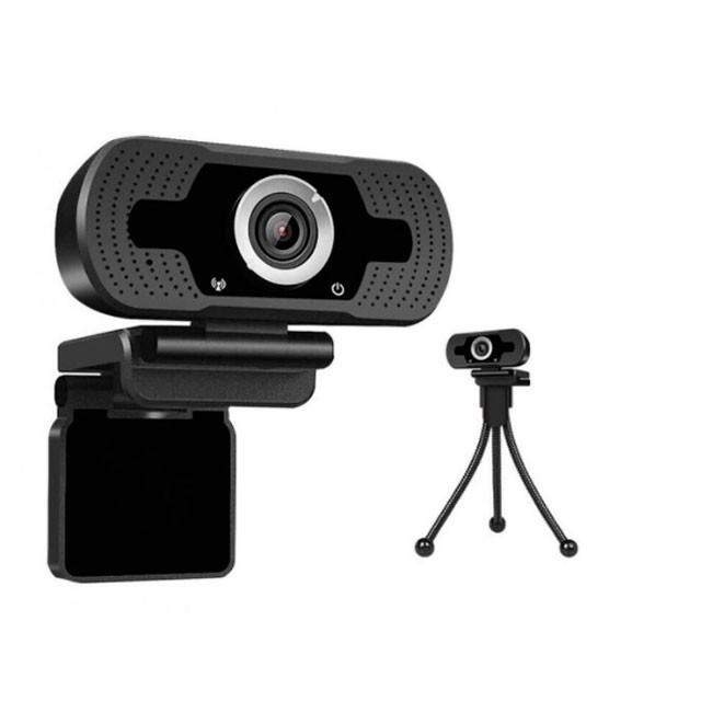 Webcam Loosafe LS-F36 1080P USB C/Trípode y Micrófono