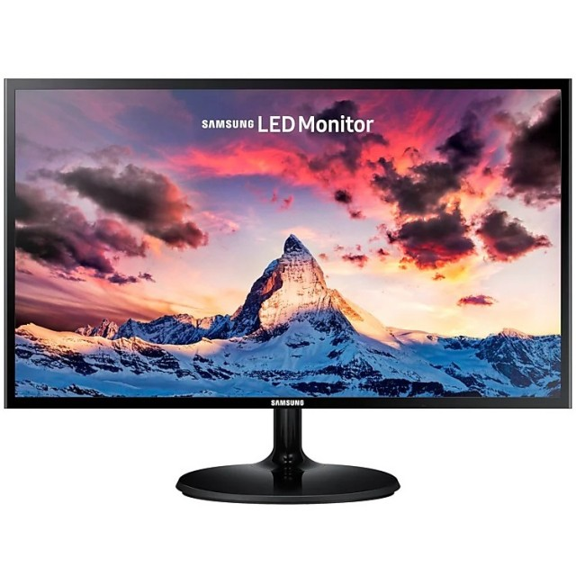 Monitor Samsung LED 24 F350H Slim HDMI