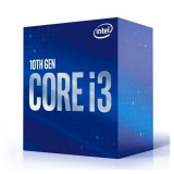 Micro Intel Core I3 10100F 4 Núcleos / 8 Threads HT 4.3Ghz (10ma Gen) LGA1200