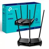 Router WiFi TP-Link Archer C58HP AC1350 Dual Band 3 Ant Alto Alcance