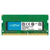 Memoria RAM Crucial 4GB DDR4 SODIMM 2666Mhz NOTEBOOK