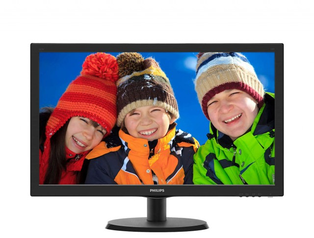 Monitor Philips LED 24 243V5LHSB2/55 VGA/DVI/HDMI