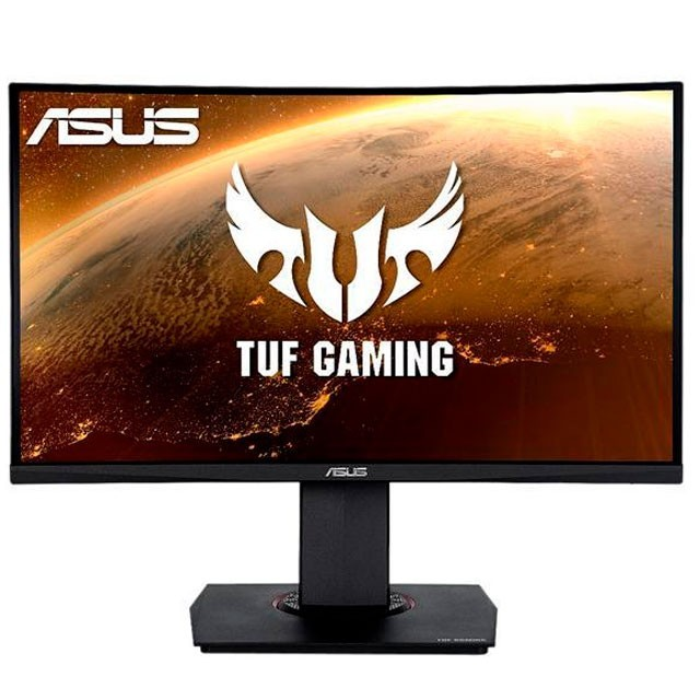 Monitor Gamer Curvo ASUS TUF VG24VQ 24 144Hz 1Ms VA HDMI/DP