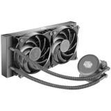 Cooler CPU Water Cooling Cooler Master MasterLiquid Lite 240 (1151/AM4)