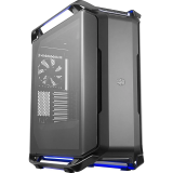 Gabinete Cooler Master COSMOS C700P Black Edition RGB E-ATX 3x14cm Templado + Controladora RGB