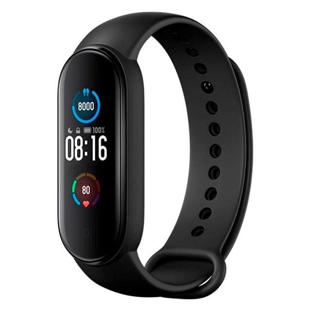 Smartwatch Xiaomi Mi Band 5 Negro (Reloj Inteligente)