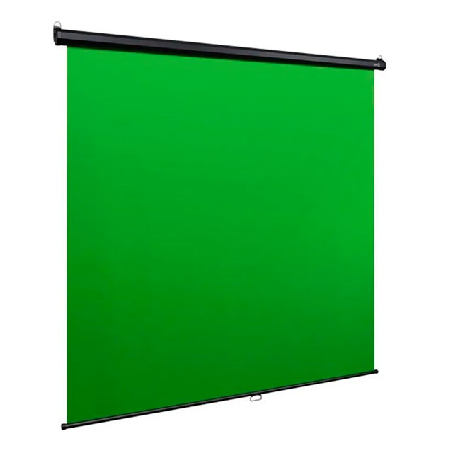 Green Screen Elgato Pantalla Verde Colgable Streaming Chromakey