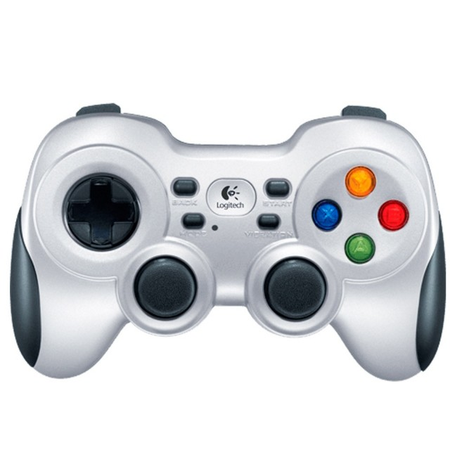 Gamepad Joystick Logitech F710 Inalámbrico PC