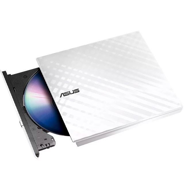 Grabadora DVD ASUS Externa White USB