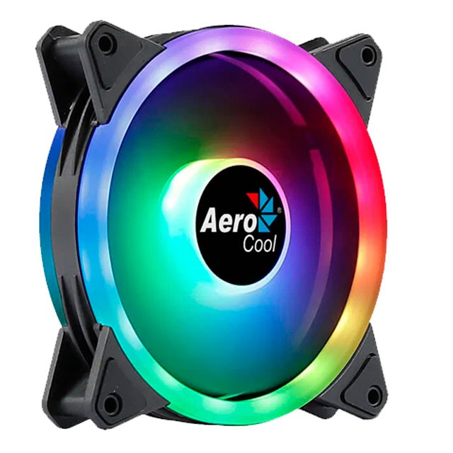 Cooler Fan Aerocool DUO 12 ARGB 120mm